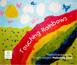 ICPCN Touching Rainbows book