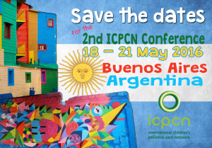 Save the dates - 2nd ICPCN Conference