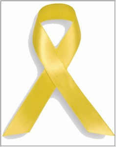 gold-childhood-cancer-awareness-ribbon