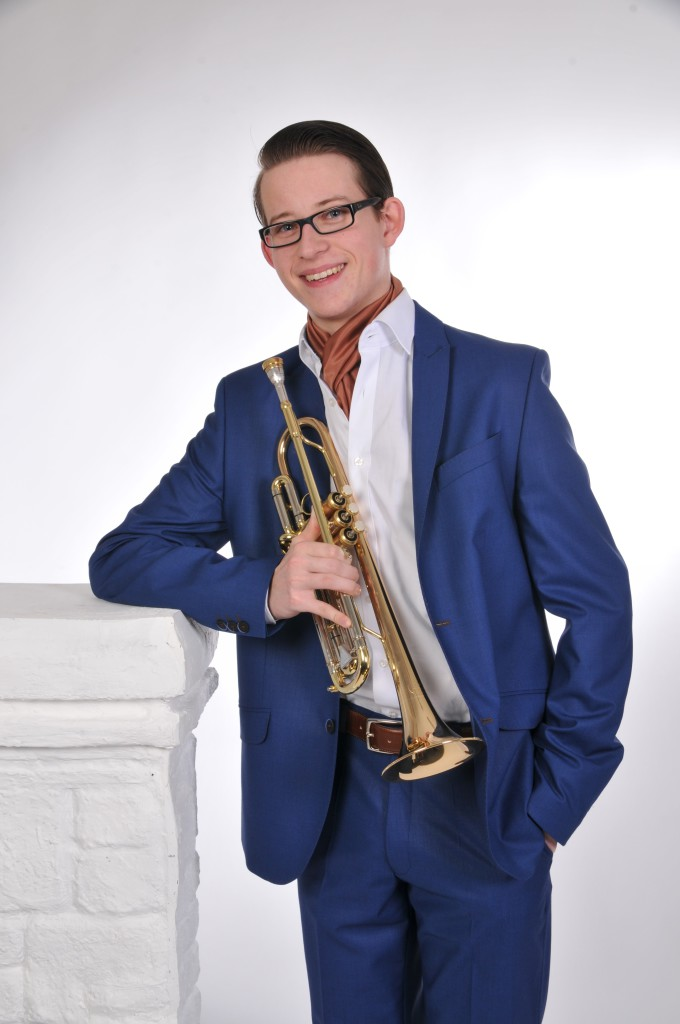 Marquardt with trumpet 2