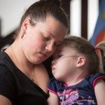 Ruby and mom - rare diseases