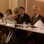 Side event at WHA